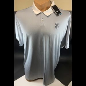 NEW Nike golf shirt SF Giant's edition- Size 2XL